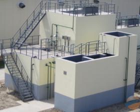 含氟废水(江西某光伏公司)处理项目