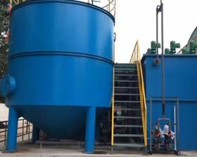 含氟废水(枣庄某玻璃加工公司)处理项目
