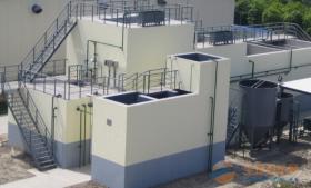 光伏行业含氟废水处理方案